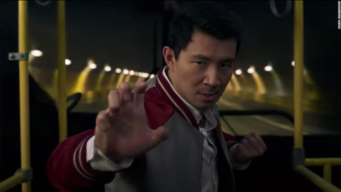 'Shang-Chi' debuts first trailer as Marvel aims to rebound from a lost year