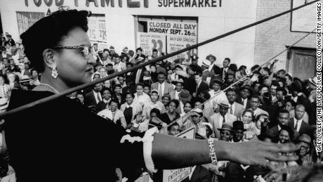 Mamie Till-Mobley became a campaigner against lynchings after her son's death. Deborah Watts continues the family's fight today.