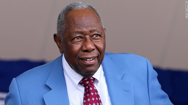 An Atlanta school named after a Confederate general will be renamed to honor Hank Aaron