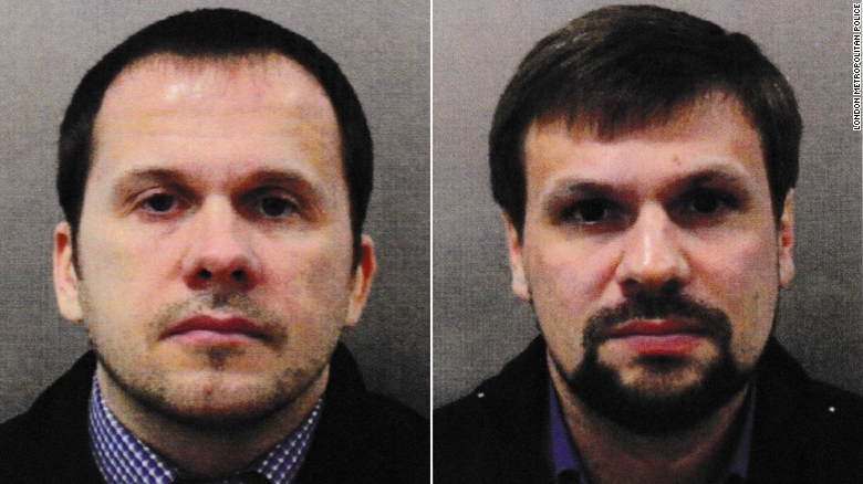 Two Russian agents have been linked to a high-profile poisoning and a deadly explosion, but there's little Europe can do
