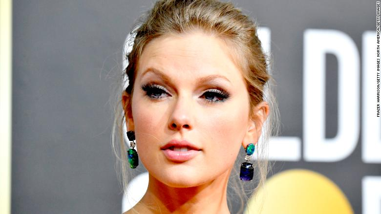Taylor Swift drops cryptic video for re-release of 'Red'