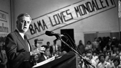 How Walter Mondale revolutionized the vice presidency
