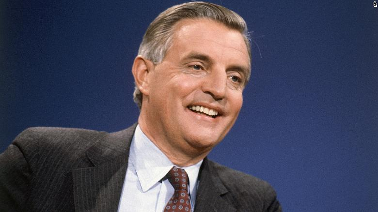 """<a href=""""https://www.cnn.com/2021/04/19/politics/walter-mondale-dead/index.html"""" target=""""_blank"""">Walter """"Fritz"""" Mondale,</a> who served as vice president under President Jimmy Carter before waging his own unsuccessful White House bid in 1984, died on April 19. He was 93."""