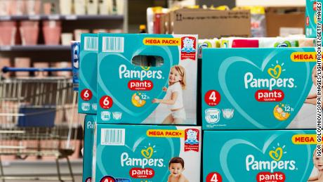 You could soon pay more for Pampers, Tampax and more