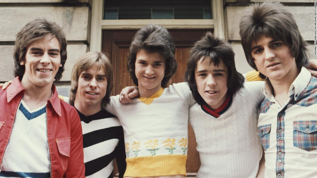 Bay City Rollers frontman dies aged 65