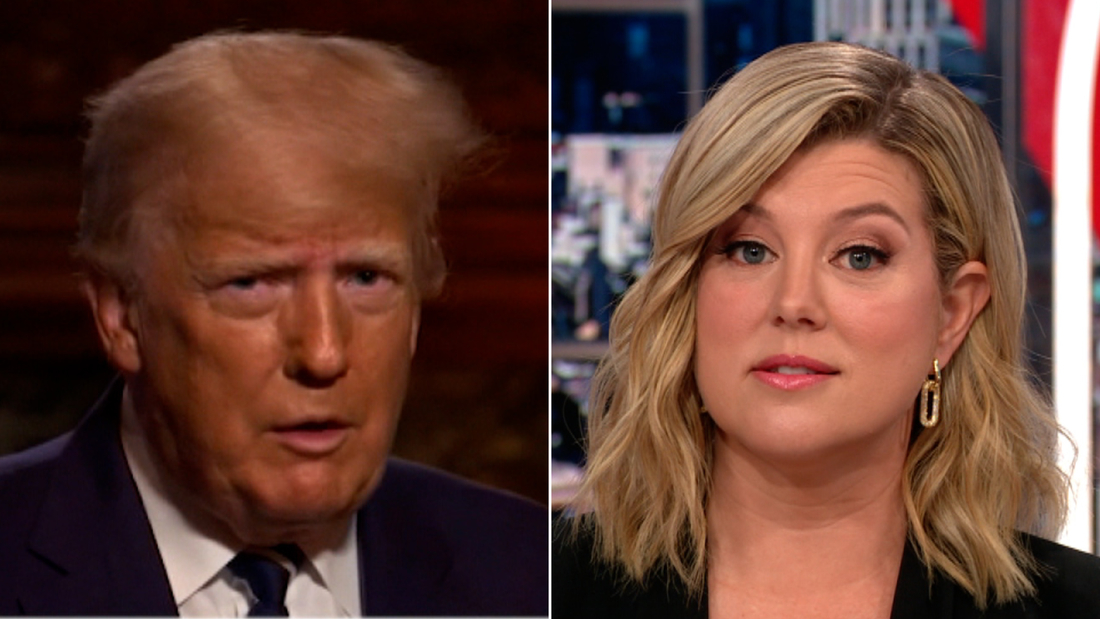 'Mean girl group chat': Keilar on Trump's interview with Sean Hannity