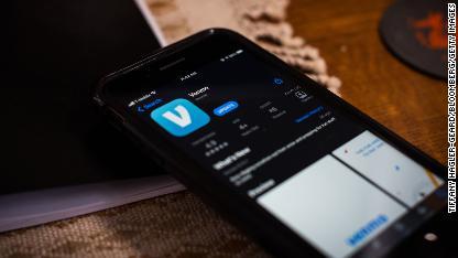 Venmo app RESTRICTED