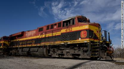 Kansas City Southern railway FILE RESTRICTED
