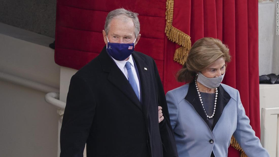 Bush describes GOP as 'isolationist, protectionist and to a certain extent nativist'