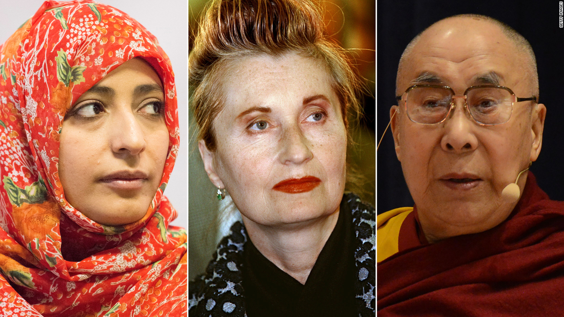 Dalai Lama and 100 other Nobel Prize laureates call for fossil fuels to be phased out