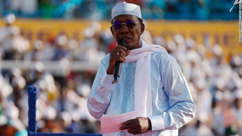 Chad's President Idriss Deby killed on the frontline
