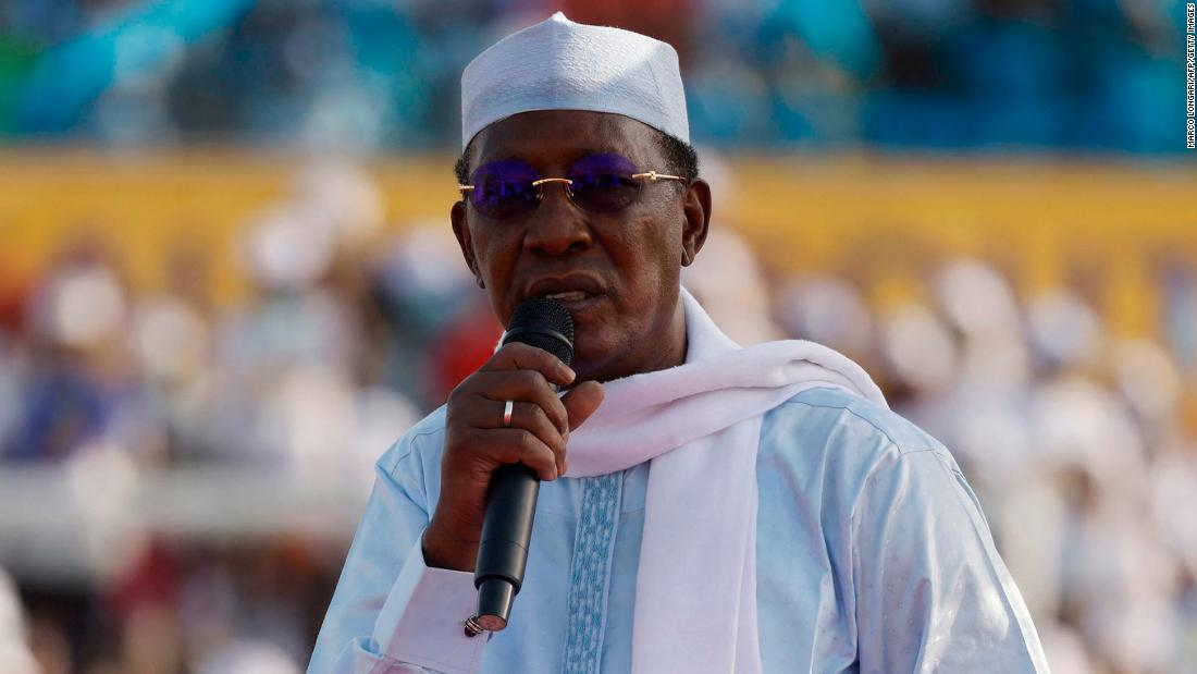 The death of President Idriss Deby on the front lines leaves Chad with an unpredictable future