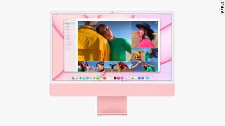 The colorful, powerful M1 iMac
