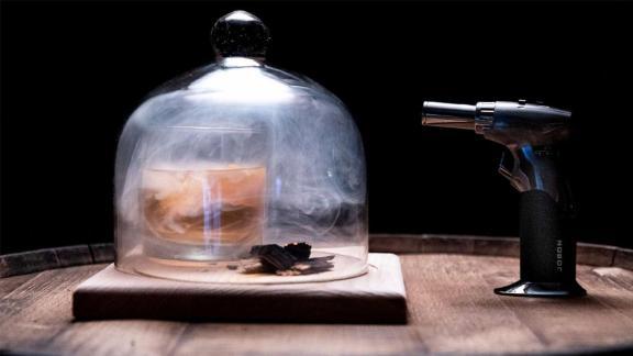 TheCraftyCocktail Dome Cocktail Smoking Kit