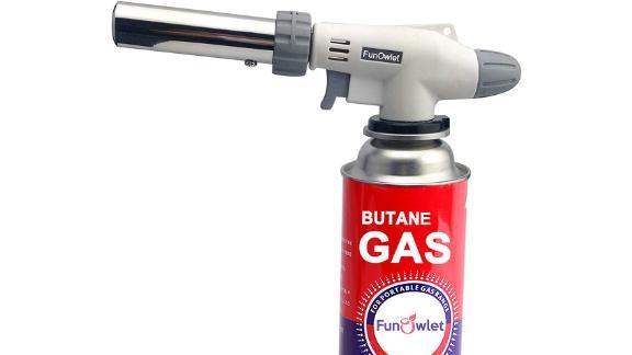 Butane Torch Kitchen Blow Lighte