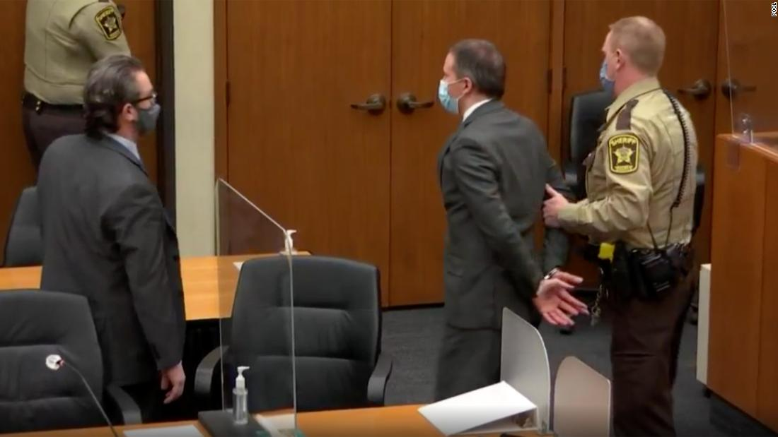 Derek Chauvin was transferred to a Minnesota correctional facility after being found guilty in the murder of George Floyd