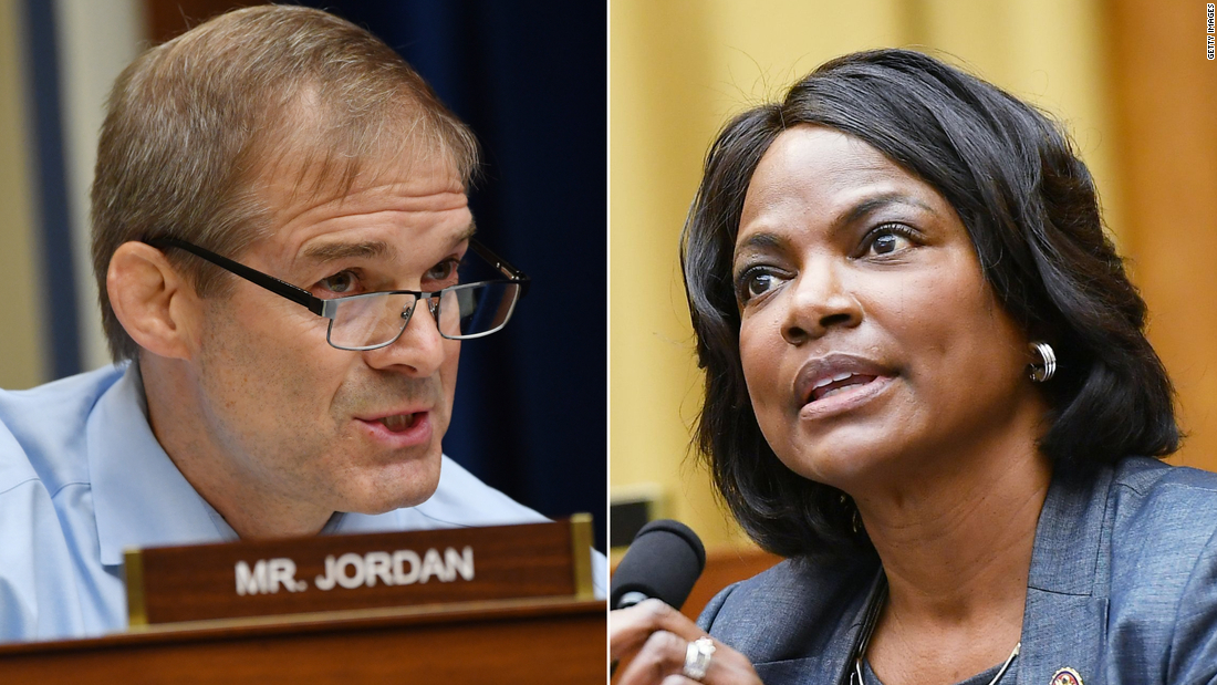 Val Demings rebukes Jim Jordan in fiery exchange over law enforcement: 'Did I strike a nerve?'