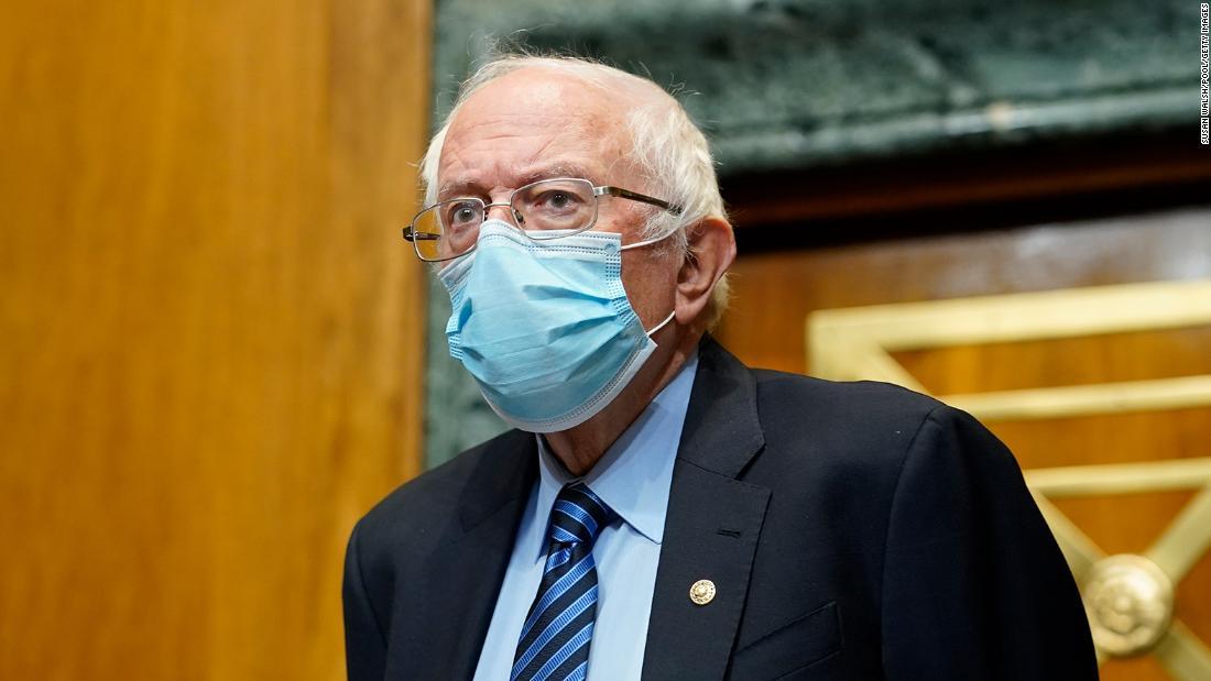 Opinion: We need to fix America, Bernie Sanders writes