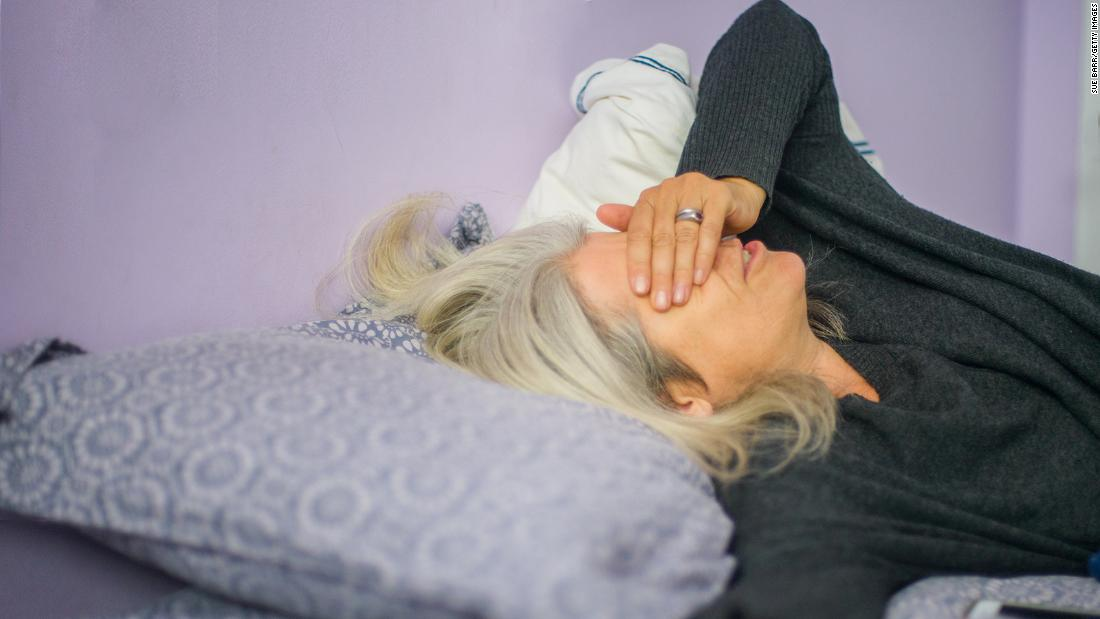 Poor sleep nearly doubles risk of sexual dysfunction in women, study says