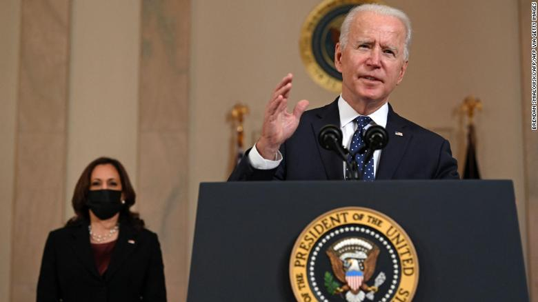 Biden expected to tout reaching 200 million shots since taking office