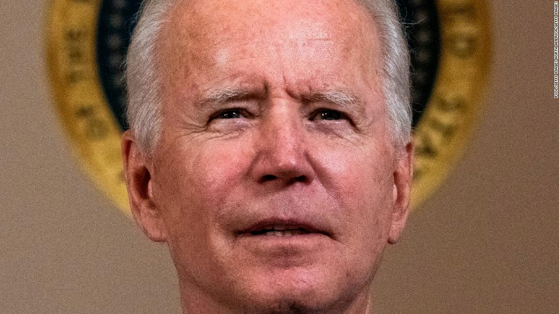 Opinion: Biden delivered the Chauvin verdict speech America needed