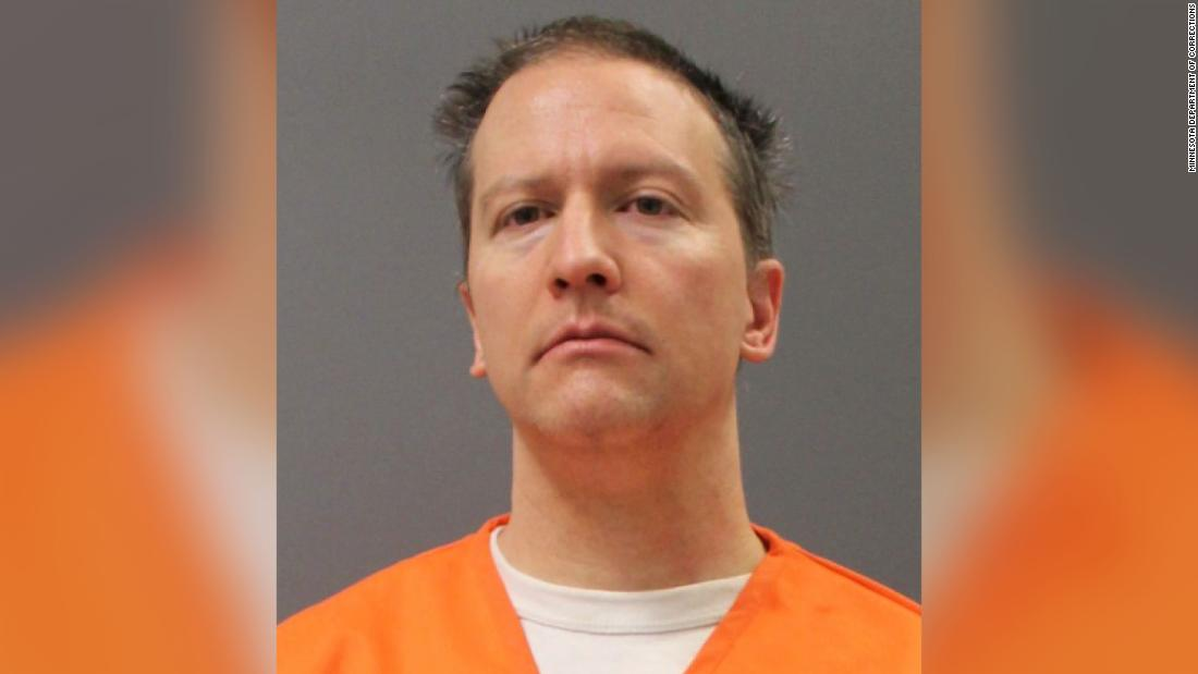 Derek Chauvin will appeal his conviction in the death of George Floyd