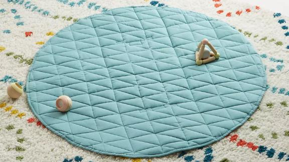 Fold and Go Portable Baby Mat
