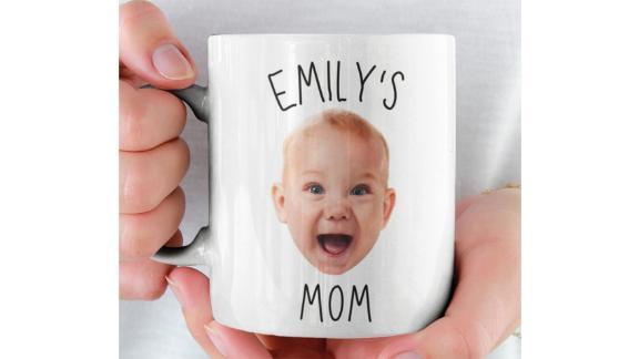 Print4MeDesigns Custom Baby Face Mug