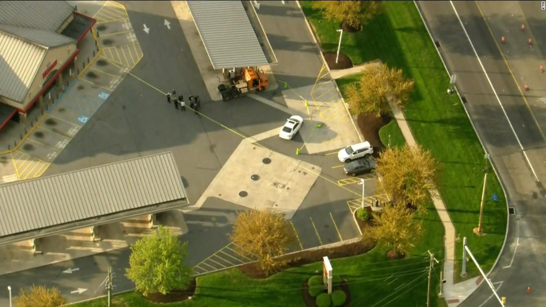 1 killed in a shooting at a Wawa in Pennsylvania