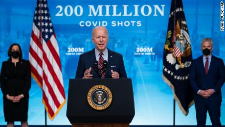 Biden to announce US will aim to cut carbon emissions by as much as 52% by 2030 at virtual climate summit