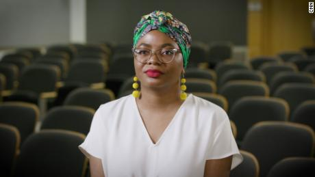 Naomi Nkinsi is a third-year medical and masters of public health student at the University of Washington in Seattle. She has been advocating for the removal of race correction in medicine.