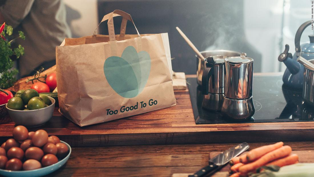 This company is selling mystery bags of food to combat restaurant waste