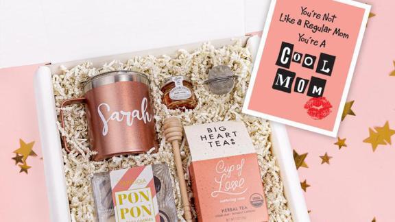 BowsAndRibbonsGiftCo Tea Set for Mom