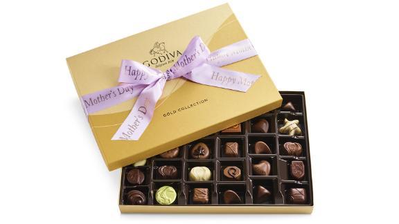 Godiva Assorted Chocolate Gold Box
