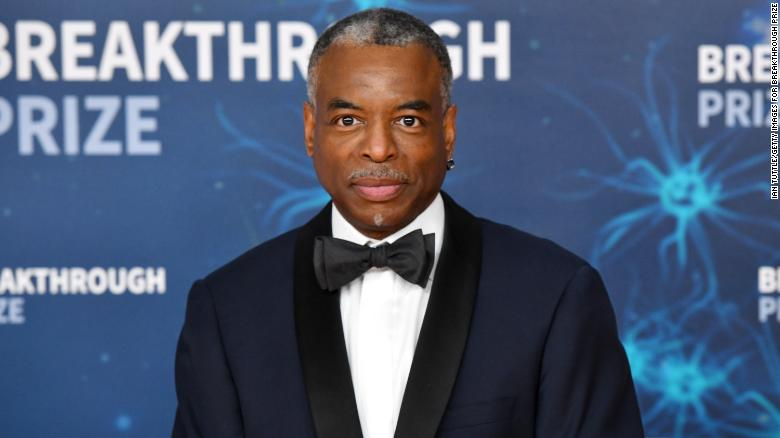 LeVar Burton lands guest host gig on 'Jeopardy!' after more than 246,000 fans sign online petition