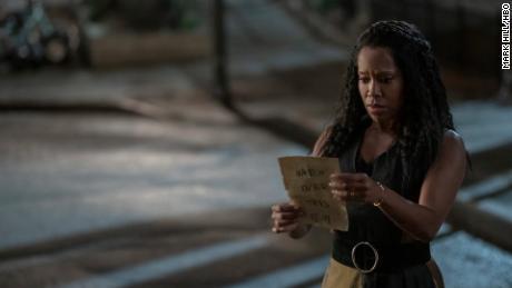 """Regina King in season 1 of """"Watchmen"""""""