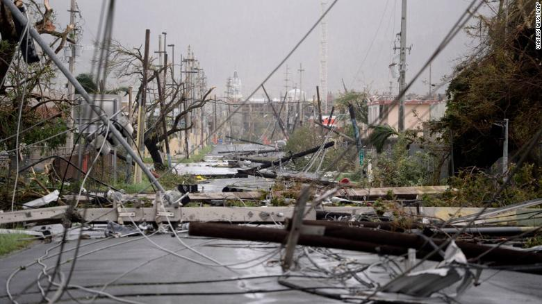 Washington Post: Trump administration blocked investigation into delayed relief to Puerto Rico for 2017 hurricane