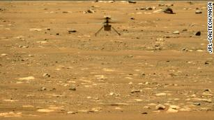 Mars Ingenuity helicopter successfully completes second, riskier flight