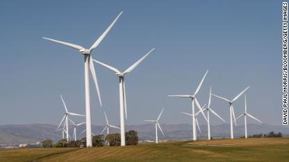 Wind farm CA 0330 RESTRICTED