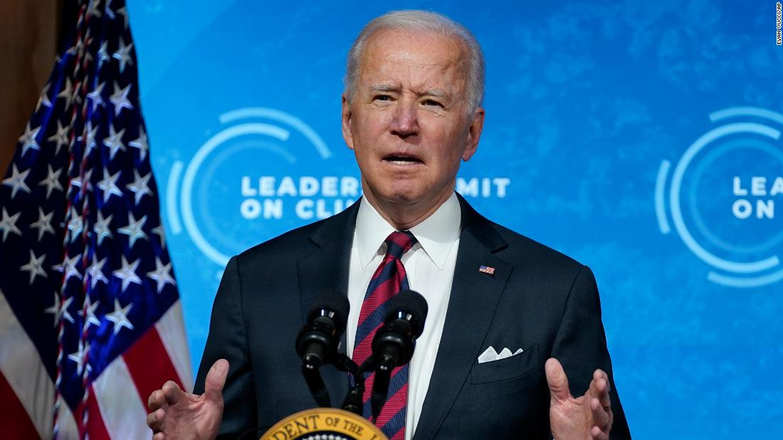 Biden's big climate pledge is another promise it will be hard to honor