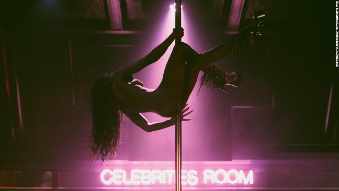 Photos inside ONYX strip club show beauty and confidence