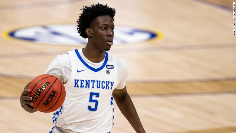 Kentucky basketball player and NBA prospect Terrence Clarke dies in a car accident