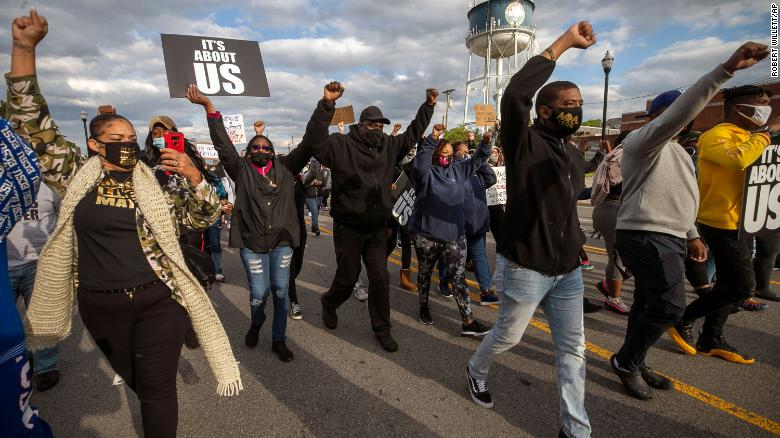 Demonstrations continue as community awaits bodycam footage from Andrew Brown Jr. shooting