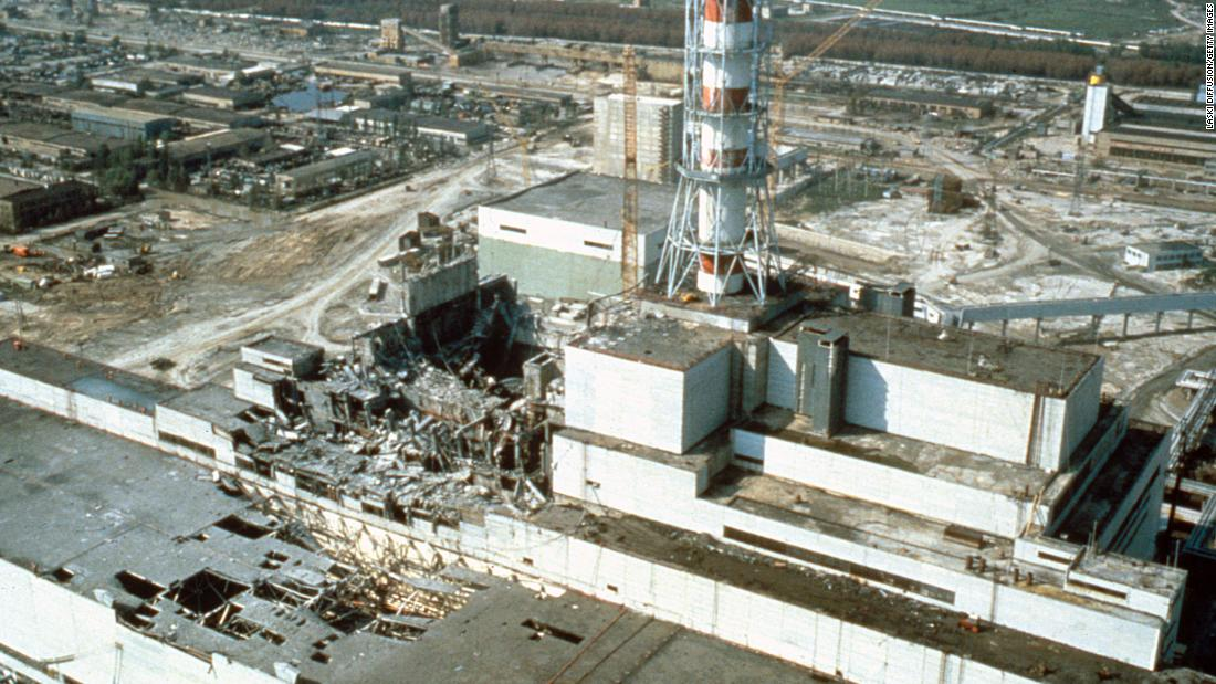 Chernobyl radiation effects have not been passed on to next generation study finds – CNN