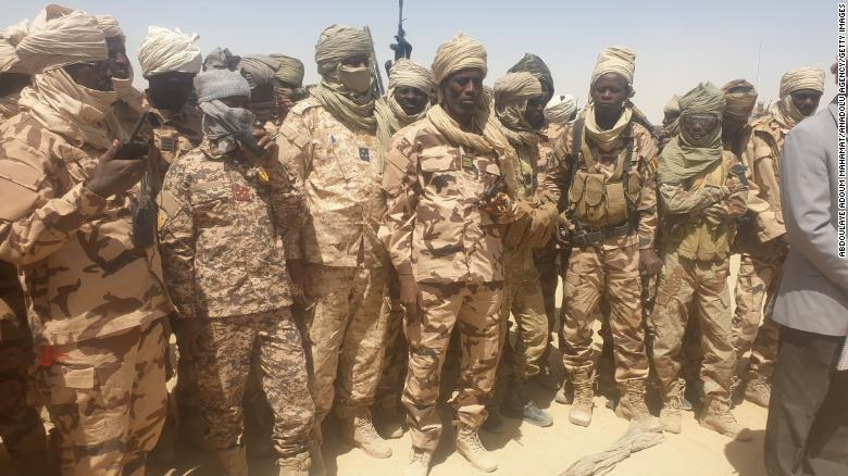 Chad military claims victory in battle with rebels that led to President Deby's death