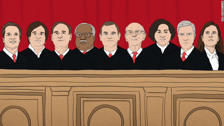 Supreme Court poised for another historic spring