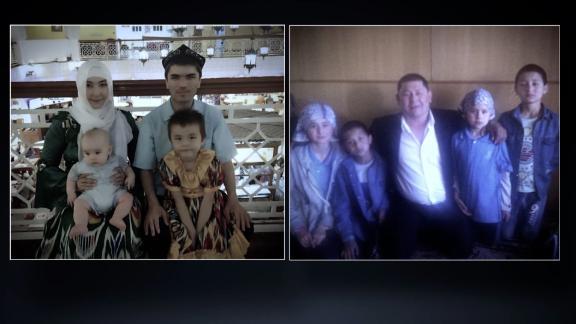 screengrab uyghur family photo