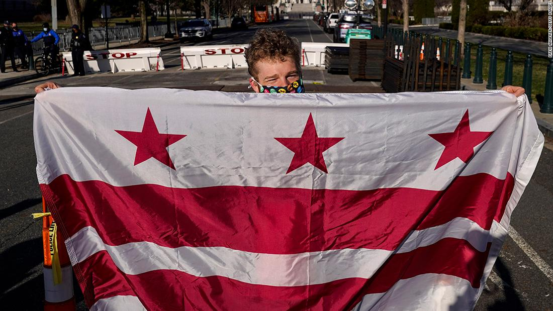 Senate committee to hold hearing on DC statehood bill