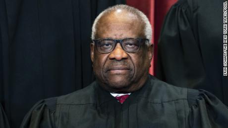 Ý kiến: Clarence Thomas là Chánh án mới