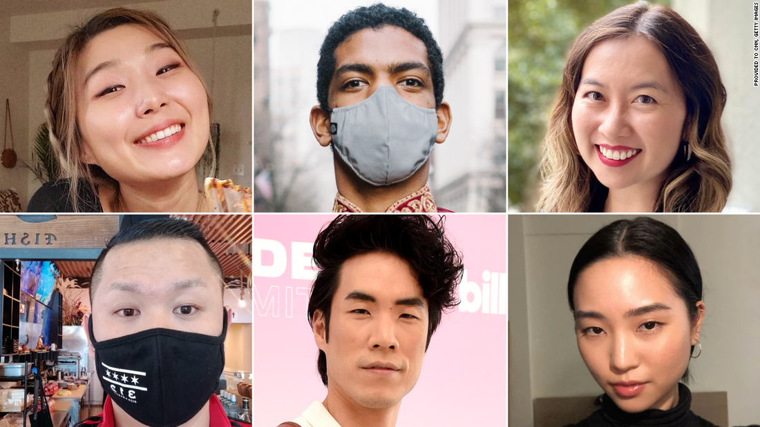 www.cnn.com: What six Asian Americans are doing to fight hate in their communities